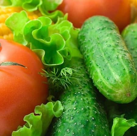 Овощная продукция